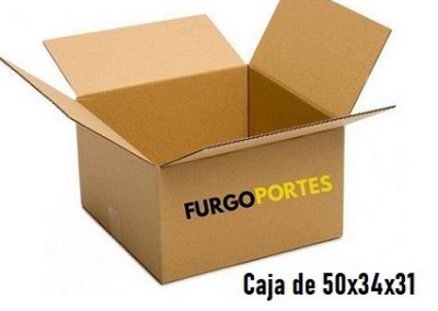 caja de carton madrid estandart 50x34x31