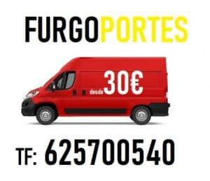 furgo Portes En madrid Central