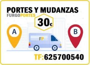Portes baratos Madrid